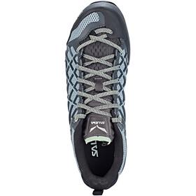 Salewa Wildfire Shoes Women Magnet/Blue Fog